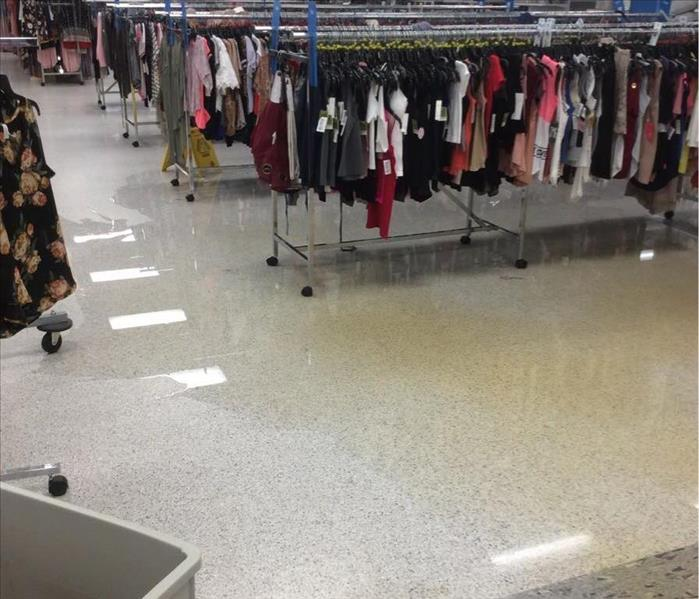 Commercial Don't Let Water Damage Drown Your Columbia Business